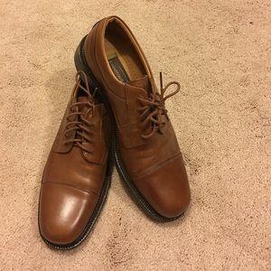 "Johnston & Murphy Shoes - Johnson & Murphy Men""s dress shoe"