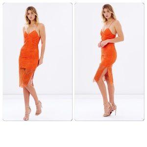 Bardot Dresses & Skirts - NWT Bardot Lace Up Dress Size 10