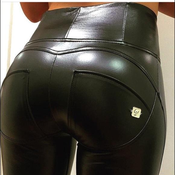 freddy pants limited edition eco leather poshmark. Black Bedroom Furniture Sets. Home Design Ideas
