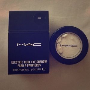 MAC Iced Electric Cool Eyeshadow