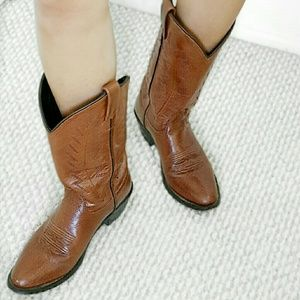 Justin Boots Shoes - Authentic Mexican Cowgirl Boots