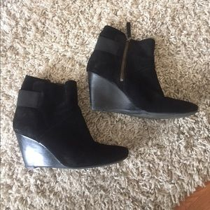 Nine West Shoes - Nine West Wedge Bootie