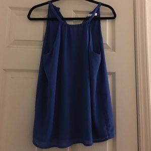Noro Tops - Royal blue blouse