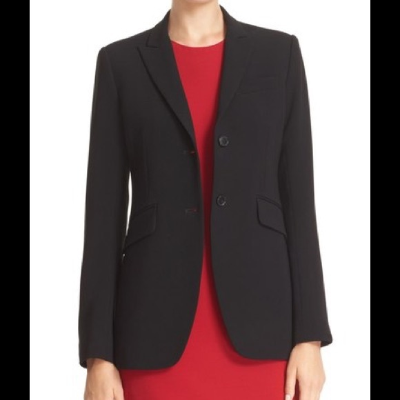 Theory Peak-Lapel Striped Blazer Free Shipping Visa Payment Buy Cheap Fake Factory Price Inexpensive Cheap Price Best Seller Online YH0458bTB