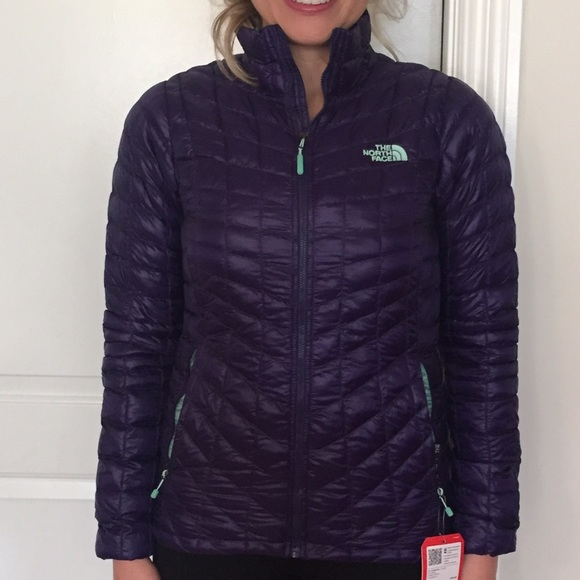 The North Face Jackets & Blazers - NWT The North Face Thermoball Full Zip Jacket XS