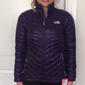 NWT The North Face Thermoball Full Zip Jacket XS