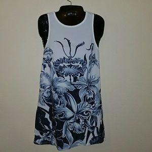 NWOT Floral Tunic **sale**