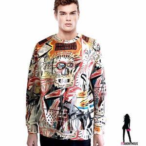 Eleven Paris Tops - BASQUIET 9 Unisex Sweatshirt XL