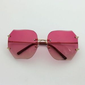 Accessories - Pink Clear Sunnies PRE-ORDER 💖