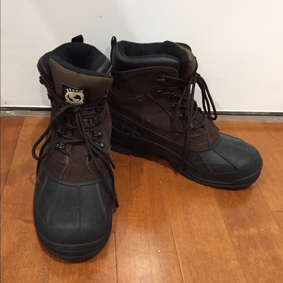 Rugged Exposure Boots Size 8 Menu0027s