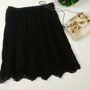 Studio M Dresses & Skirts - STUDIO M Pleated skirt