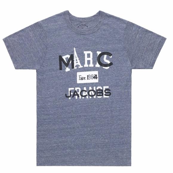 db0cfd4f25853 Marc Jacobs Paris City Tee Shirt Small. M 586a53089818299102000521