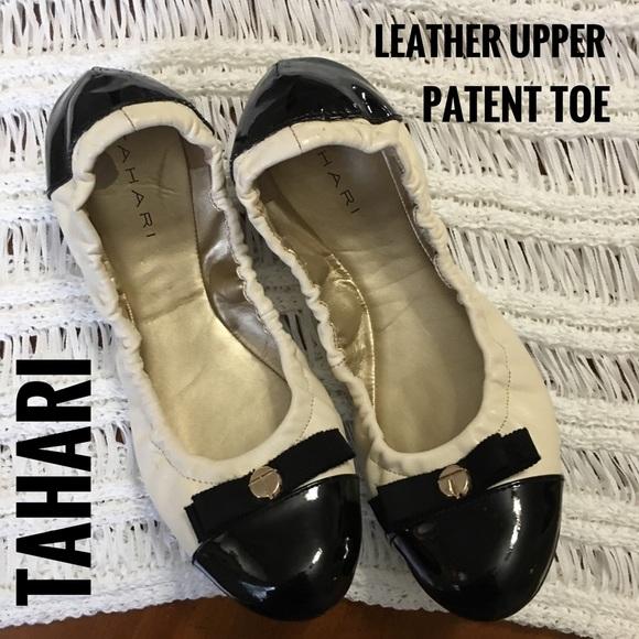 Tahari Gibson Ballet Flats