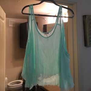 Free people intimate tank