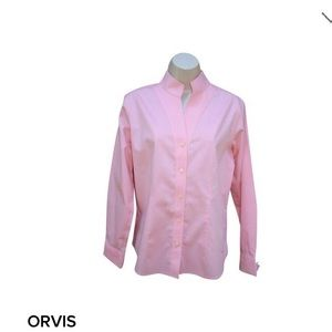 Orvis Tops - NEW Orvis Non-Iron Wrinkle Free Cotton  Blouse