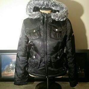 S/P GUESS Hooded woman Jacket