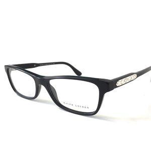 Ralph Lauren Eyeglasses Black Frame