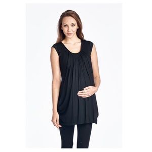 Cap Sleeve Nursing Tunic