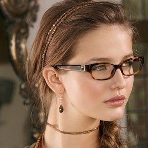 Ralph Lauren Eyeglasses Tortoise Frame