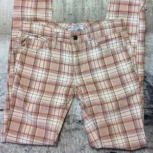 Free People Pants - Free people corduroy skinny pants