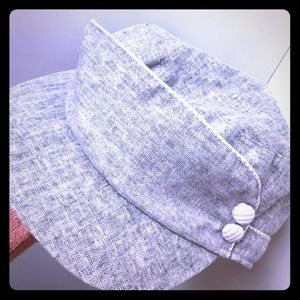 Ladies Grey Cap