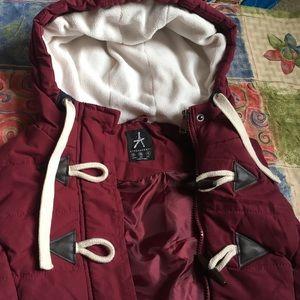 primark Jackets & Blazers - Maroon vest