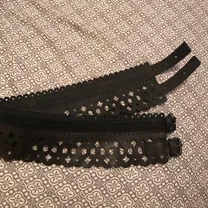 Bcbg waist belt