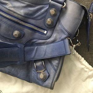 Balenciaga Bags - Balenciaga Giant City Bag, Outremer Blue 2010