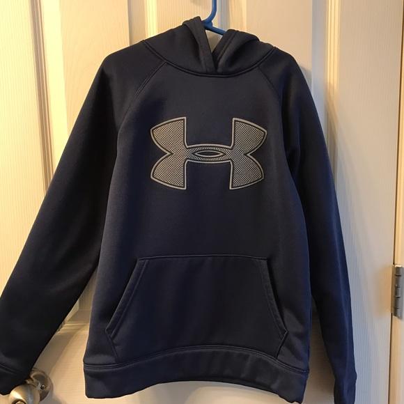 under armor sweatshirts kids