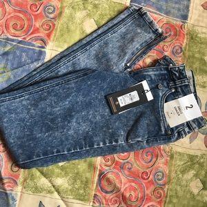 primark Pants - Ankle Grazer Skinny Jeans