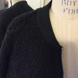 Gap Jackets Coats Nwt Fuzzy And Soft Teddy Bomber Jacket Poshmark