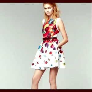 Prabal Gurung Floral Dress Target S