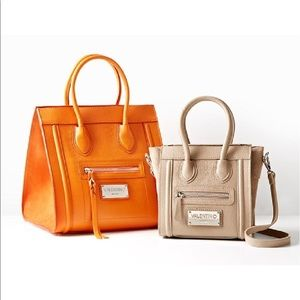 Mario Valentino Handbags - 💞VALENTINO convertible Crossbody Satchel NWT💯‼