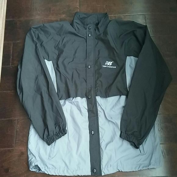 New Balance Jackets Coats Mens Running Jacket Poshmark