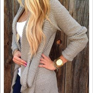 Ariella Sweaters - Knitted Cardigan