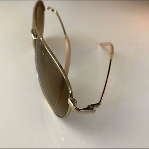 Oliver Peoples Accessories - Oliver peoples benedict aviator unisex glasses