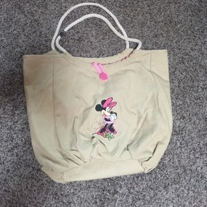 Minnie Mouse traveling bag