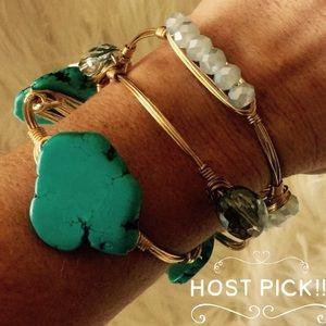 Bourbon and Bowties Jewelry - Sale!! NWT bourbon & bowties bracelets