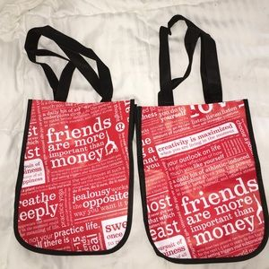 lululemon athletica Handbags - 2 Lululemon bags