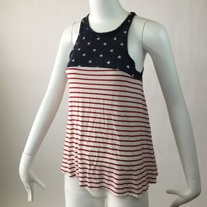 Tops - Stars and Stripes tank
