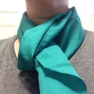 Accessories - 📣5 for $13📣 Lightweight green scarf, sash, wrap