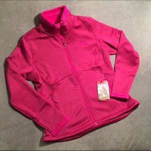 North Face Agave Jacket Fuschia Pink