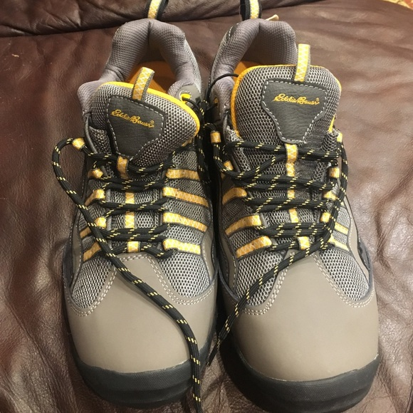 a6615c1949a NEW Eddie Bauer Blaine Hiking Trail Shoes NWT