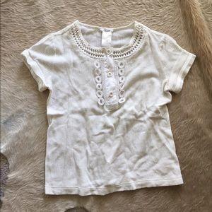 Chloe Tops - Retail $250+ off white Chloe top