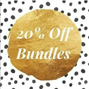 Other - BUNDLE 2+ ITEMS AND SAVE!