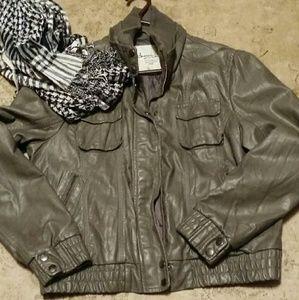 Jackets & Blazers - American Rag Bombert Jacket XL