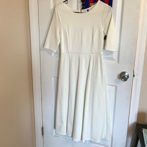 e040daed8dc Dresses - HAVING A SHINDIG IVORY MIDI DRESS