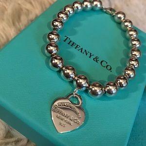 Tiffany & Co. Jewelry - Authentic Return to Tiffany Bead Bracelet