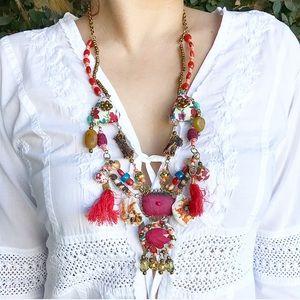 Boho Handmade Necklace