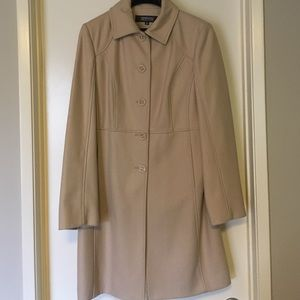 Kenneth Cole Reaction Jackets & Blazers - Kenneth Cole Reaction Wool Coat